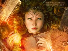 Galileo's Daughter by Phatpuppyart.deviantart.com on @deviantART