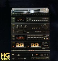 Full Audio Control Sansui HG Series