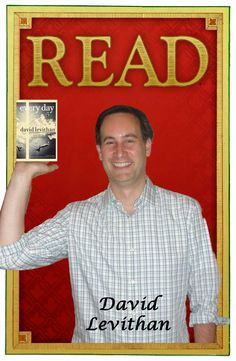 """Margaret A. Edwards Award for lifetime achievement in writing for young adults. David Levithan is the 2016 Edwards Award winner. His books include: """"The Realm of Possibility,"""" """"Boy Meets Boy,"""" """"Love is the Higher Law,"""" """"How They Met, and Other Stories,"""" """"Wide Awake"""" and """"Nick and Norah's Infinite Playlist"""". 