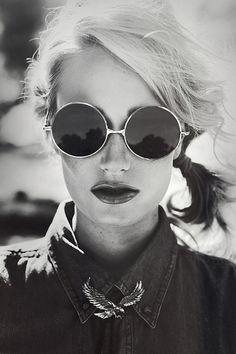 Blondeshell.