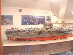 4 -starboard midsection to aft. Scale Model Ships, Scale Models, Cruisers, Uss Enterprise, Aircraft Carrier, Free Time, Boats, Samsung, Sea