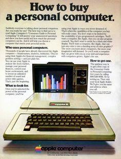 1979 Apple ad