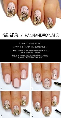 Get people to notice your nails in a flash! | From http://stupidhair.net/5066553-11859071