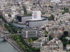 ✈️ Photo aérienne de : Paris - Paris (75)