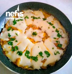 Cheddar, Turkish Recipes, Ethnic Recipes, Turkish Breakfast, Iftar, Risotto, Mashed Potatoes, Breakfast Recipes, Food And Drink