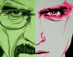 25 Stunning Breaking Bad Fan Artworks - UltraLinx