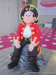 Piet Piraat taart
