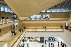 Study John Pawson's Interiors of the New London Design Museum