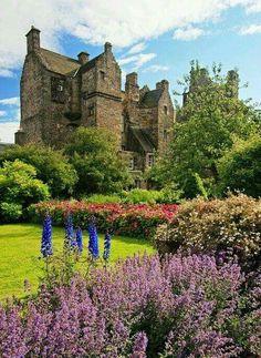Kellie Castle, Fife, Scotland