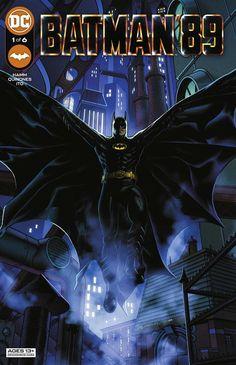 Gotham City, Batman Returns, Dc Comics, Batman Comics, Death Metal, Keaton Batman, Illustrator, Robin, Comic Art