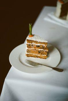 // carrot cake
