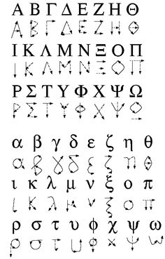 Alphabet and Beyond Greek Writing, Kids Writing, Greek Alphabet, Alphabet For Kids, Greek Crafts, Learn Greek, Greek And Roman Mythology, Greek Language, Greek Culture