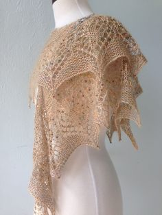 Ravelry: $6.39 Project Gallery for Mustardseed pattern by Boo Knits