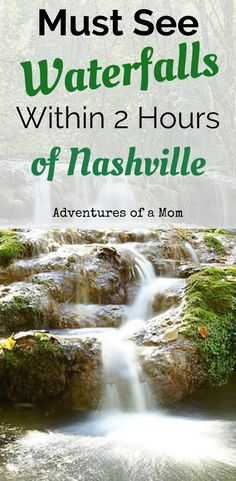 Tennessee has beautiful waterfalls. This is a list of must see waterfalls in Middle Tennessee within 2 hours of Nashville along with campgrounds near. Waterfalls Near Nashville, Tennessee Waterfalls, Rutledge Falls, Camping In Tennessee, East Tennessee, Nashville Tennessee, Burgess Falls State Park, Nashville Trip, Waterfall Hikes