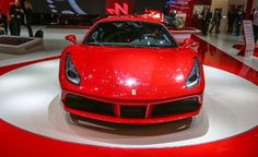 2016 Ferrari 488 GTB Price Review Specs and Features