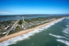 Ocean Front Campgrounds in St. Augustine, Florida