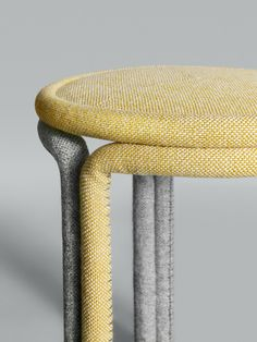 Hardie Stools by Philippe Malouin, London, for Kvadrat.