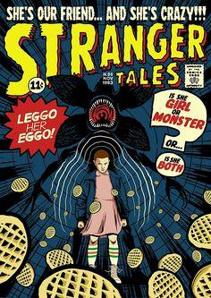 « Stranger Tales » par butcherbilly