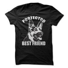 German Shepherd Protector - best friend!
