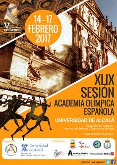 XLIX Sesión de la Academia Olímpica Española en la Universidad de Alcalá