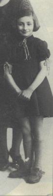 Sarah Braunstein Nationality: Jewish Residence: Paris, France Death: August 23, 1942 Cause: Murdered in Auschwitz (buried in Auschwitz death camp) Age: 8
