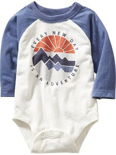"""Every New Day"" Bodysuit for Benaiah"