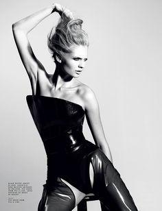 fetish magazine editorials | tags dele olo editorial fashion fetish fetish fashion grace cobb ...