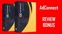 AdConnect Review | AdConnect Bonus AdConnect Review - what is it? AdConnect is a new software that allows its users to edit any website in real time and crea...