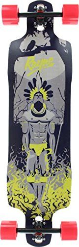 Rayne Dalua Amazon Warrior Complete Downhill Longboard Skateboard  10 x 385 *** Want to know more, click on the image. This is an Amazon Affiliate links.