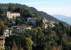 Hills near Florence.