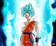 lbcloomis Wallpaper HD New: Wallpaper Goku Super Saiyan God Blue Super Saiyan Blue Kaioken, Goku Super, Goku Vs Jiren, Goku Saiyan, Evil Goku, Gogeta And Vegito, Attack On Titan Art, Hd 1080p, Anime