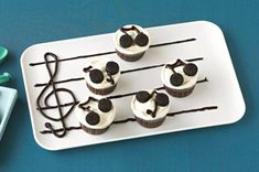 Do-Re-Mi Cupcakes recipe via kraftrecipes.com