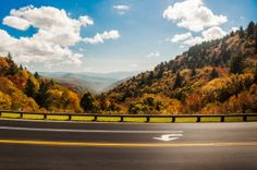 Scenic Smoky Mountain Views