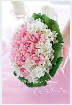 #Tulip Bouquet #Artificial Flower Bouquet #JFLA #DEARREINE #DESIGN #WEDDING #WEDDING FLOWER #FLOWERS #DESIGN
