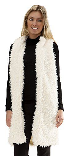 Love Collection Womens Long Length Fa…