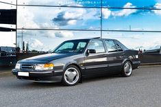 Potentially the most understated luxury sedan of the Saab 9000 Aero, Back In The Day, Volvo, Cars And Motorcycles, Convertible, Transportation, Classic Cars, Luxury, Vehicles