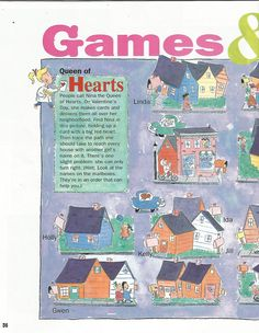 American Girl Magazine - January 1993/February 1993 Issue - Page 37 (Games & Giggles - Part 1)