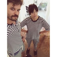 #tbt to this accidental couples twin session. Even down to the slippers. || Austin Nichols, Chloe Bennet || Instagram || #cast IS HE COMING BACK!?????