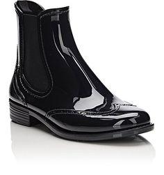 Barneys New York Wingtip Rain Boots - Boots - 504195360