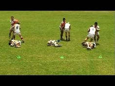 Ball Carrier Leg Drive and Support Drill Rugby Workout, Rugby Drills, Rugby Training, Pointers, Kara, Fitness, Youtube, Stylus, Rugby Coaching