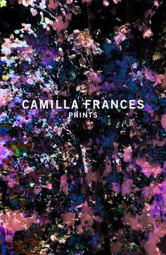 Camilla Frances Prints Collection.