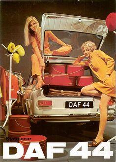 DAF 44 Stationcar 1960s
