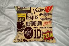 5 Seconds Of Summer One Direction Pow Brotherhood by GeigerHands