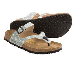 c3ff6628359d Papillio by Birkenstock Rom Brocade Sandals - Birko-flor® (For Women))