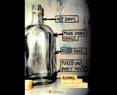 Anti alcohol abuse ads - BOTTLE, Youth & Alcohol Abuse