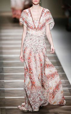 Etro Spring Summer 2016 Look 2 on Moda Operandi