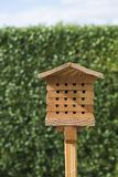 Craftsman Built Insect Hotel Decorative Wood House - Download From Over 57 Million High Quality Stock Photos, Images, Vectors. Sign up for FREE today. Image: 35016338