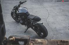 Octane Motorcycles | Honda CBF600N - RocketGarage - Cafe Racer Magazine