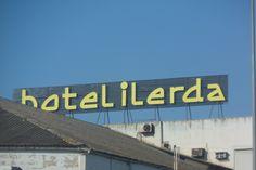 Hotel ILERDA, tópónimo latino.