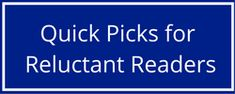 2019 Quick Picks for Reluctant Readers Nominees - The Hub